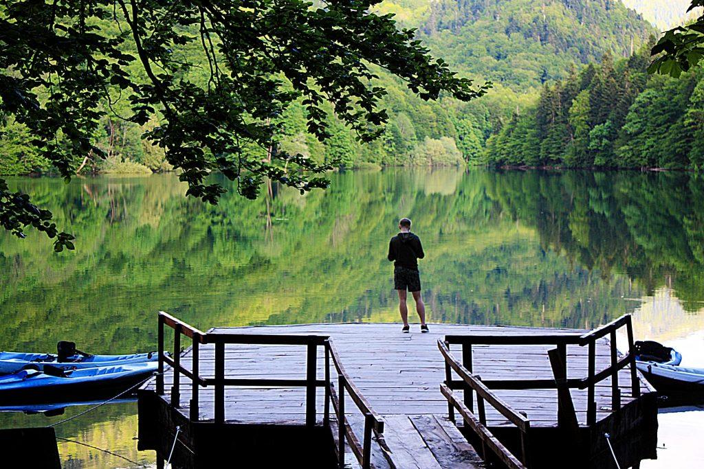 Београдское озеро